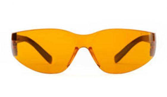 Babt orange glasses