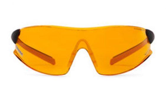Evolution Orange Glasses