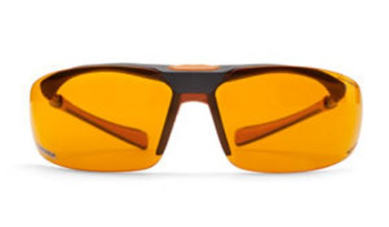 Stretch Orange glasses